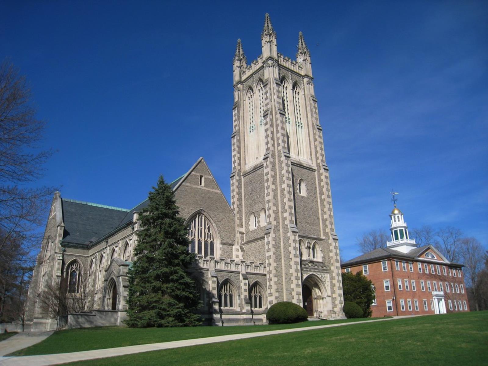 Williams College – Thompson Memorial Chapel