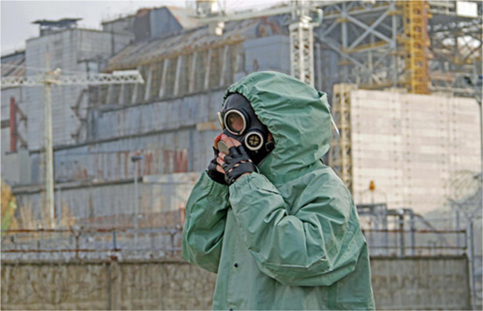 Touring Chernobyl - Credit Tour Kiev