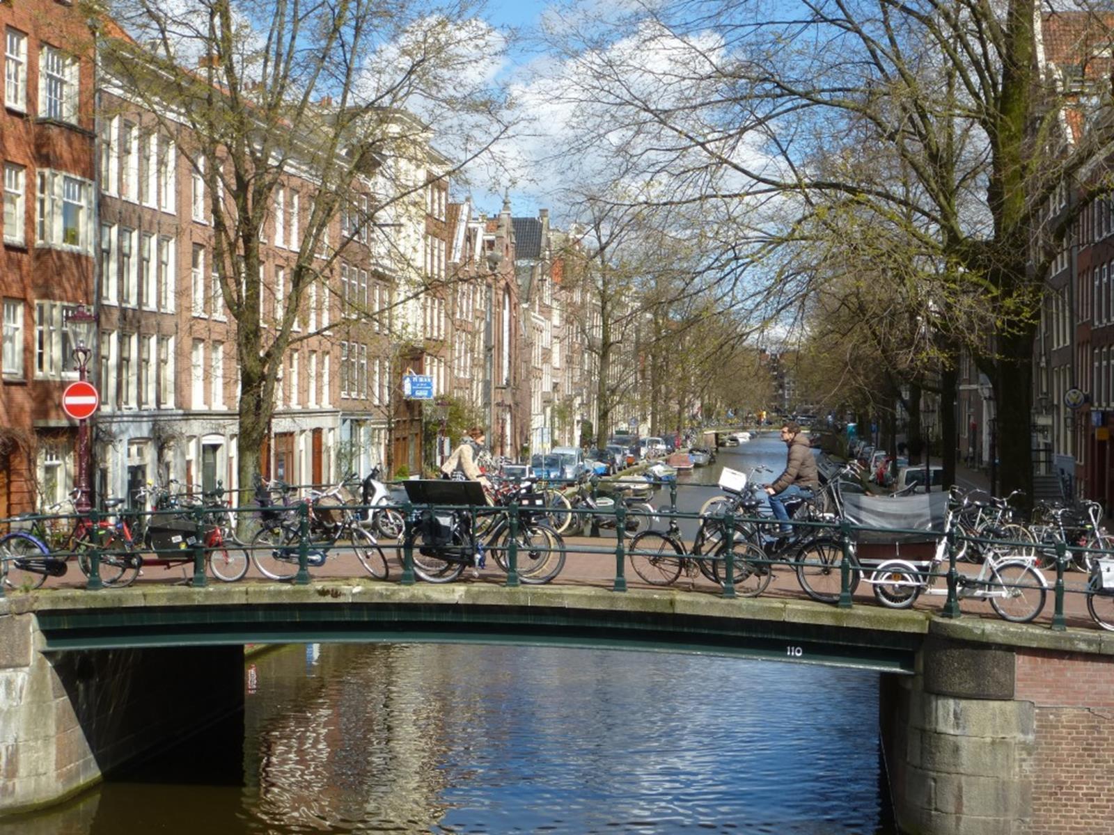 Amsterdam's Jordaan Neighborhood