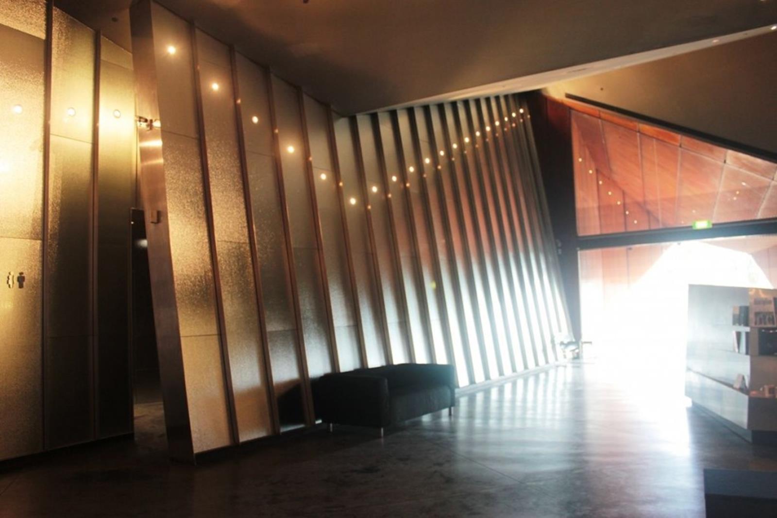 Australian Center of Contemporary Art (ACCA) Interior
