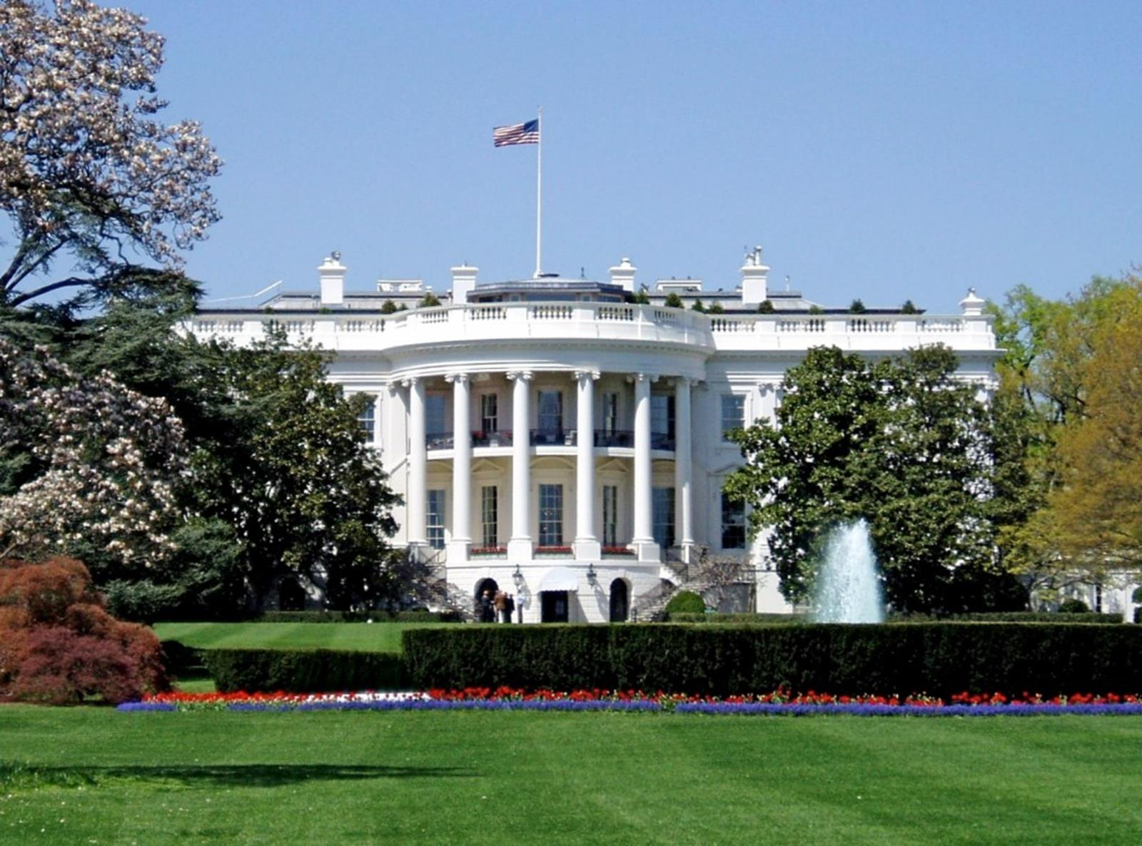 White House. Credit: