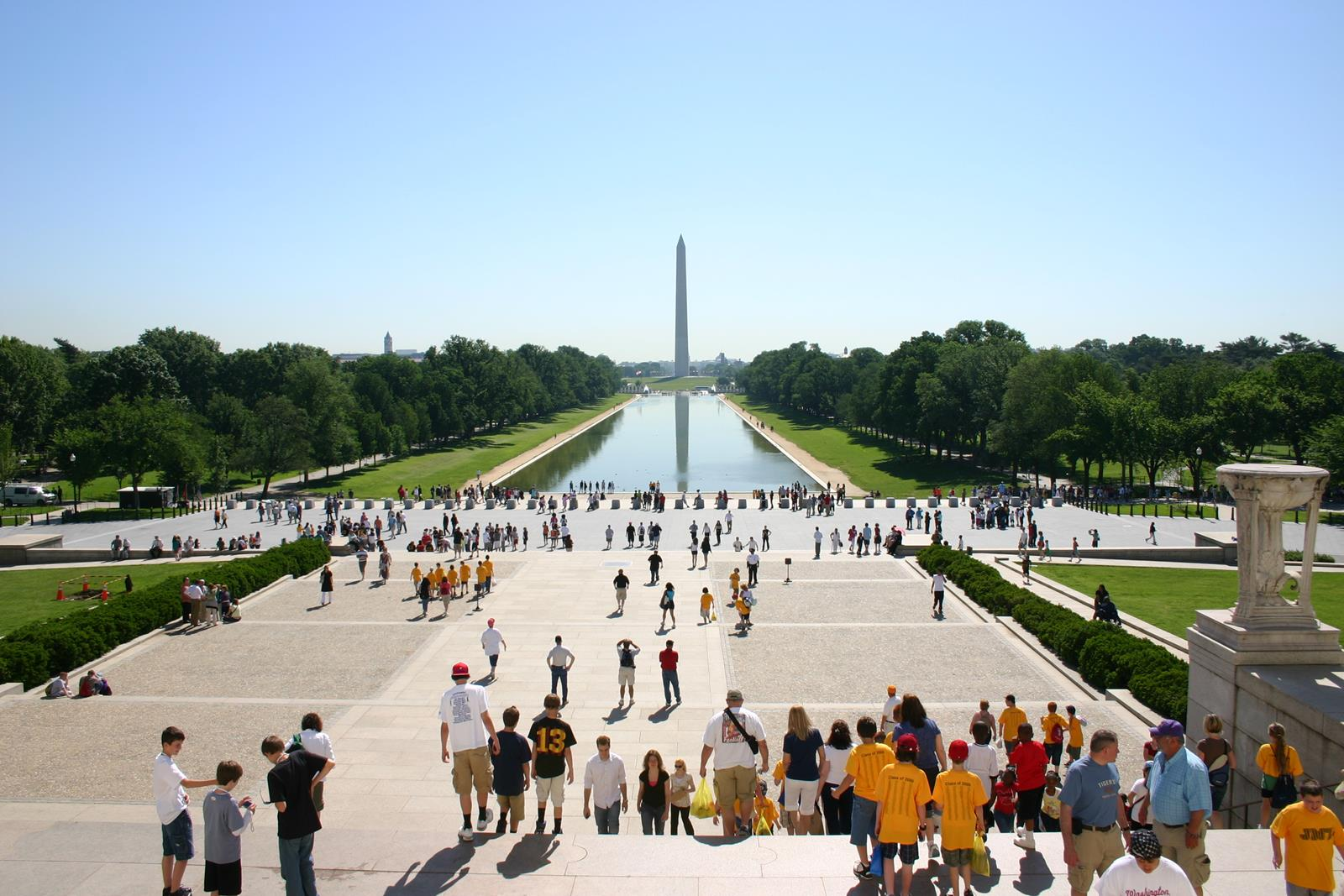washington dc free travel guide