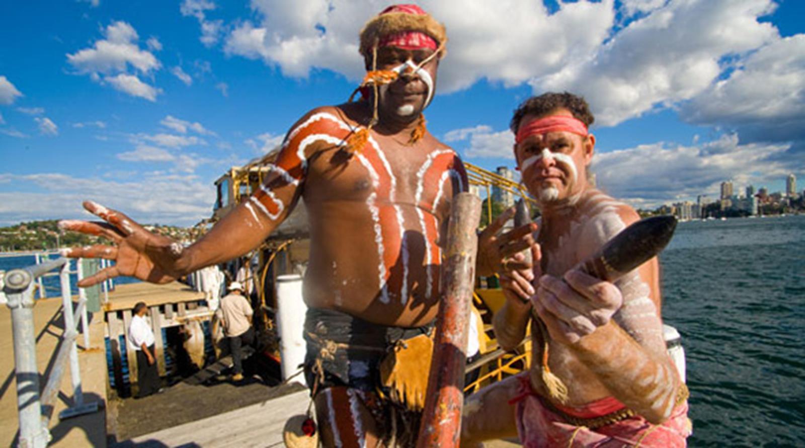 Aboriginal Cultural Cruise. Credit