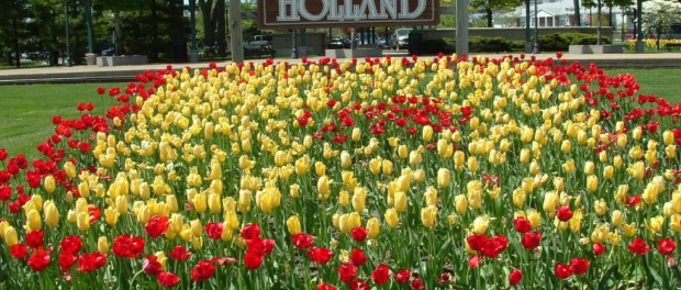Holland's Tulip Time Festival