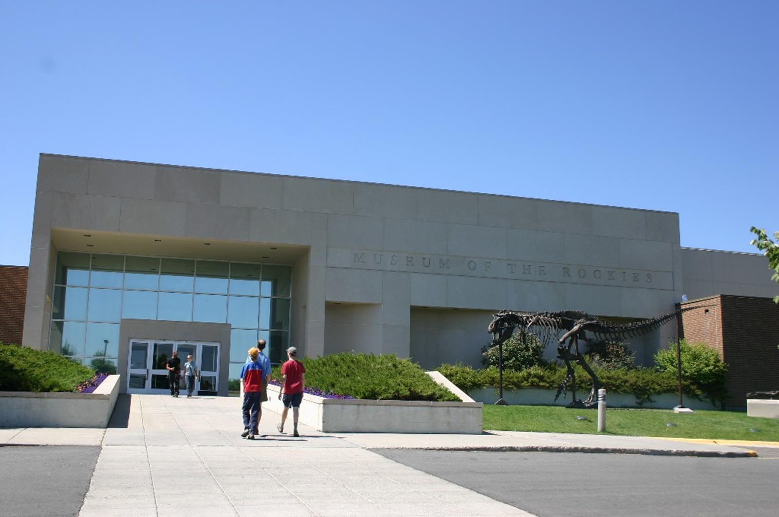 Museum of the Rockies. Credit jllm06 at en.wikipedia