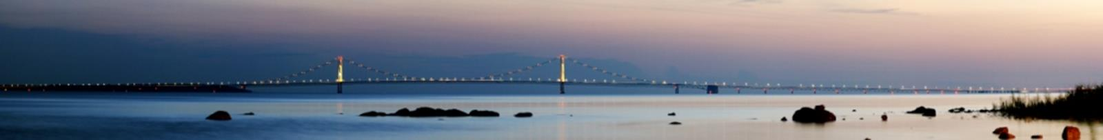 Mackinac Bridge. Credit Dehk en.wikipedia