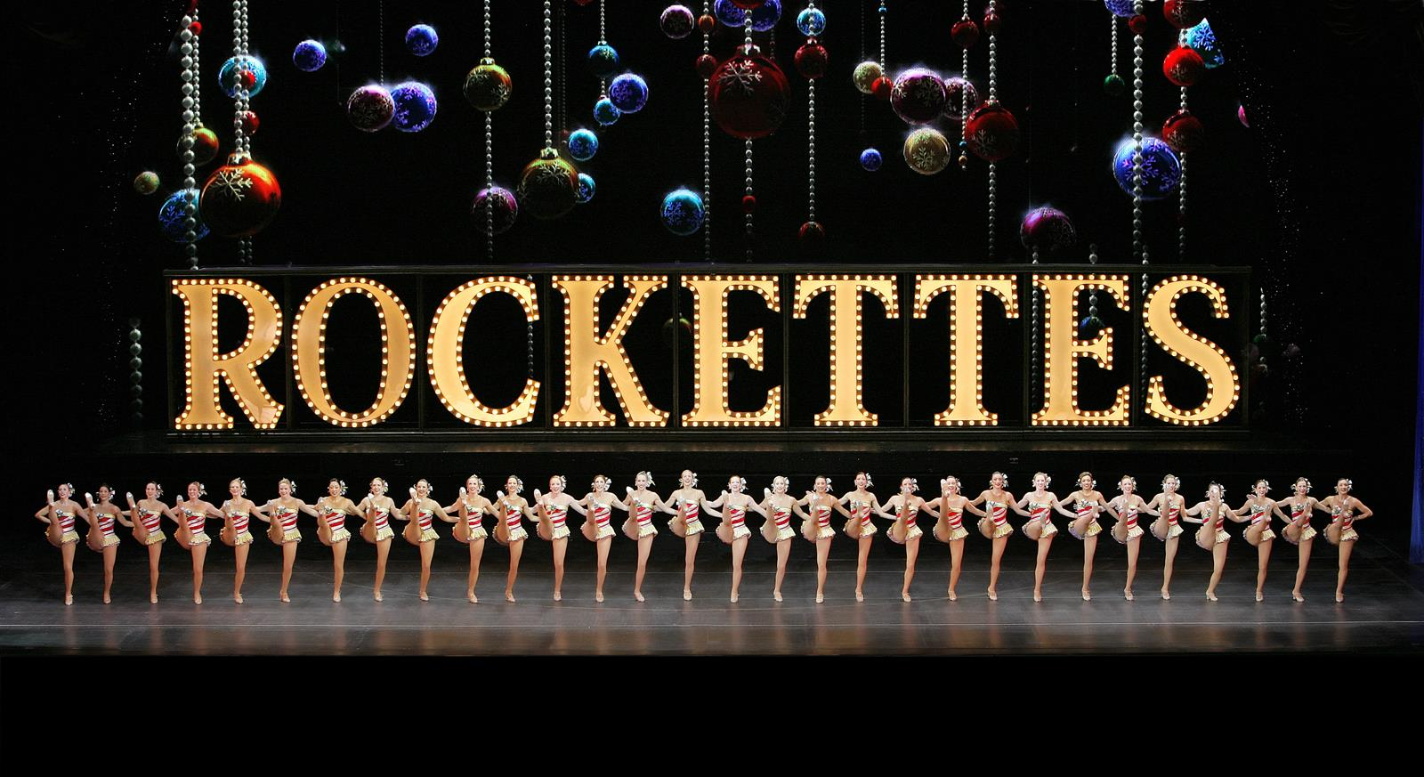 Rockettes Christmas Show Nyc
