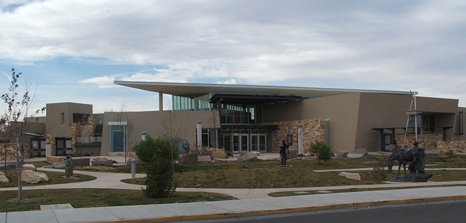 Albuquerque Museum. Credits: Wikipedia