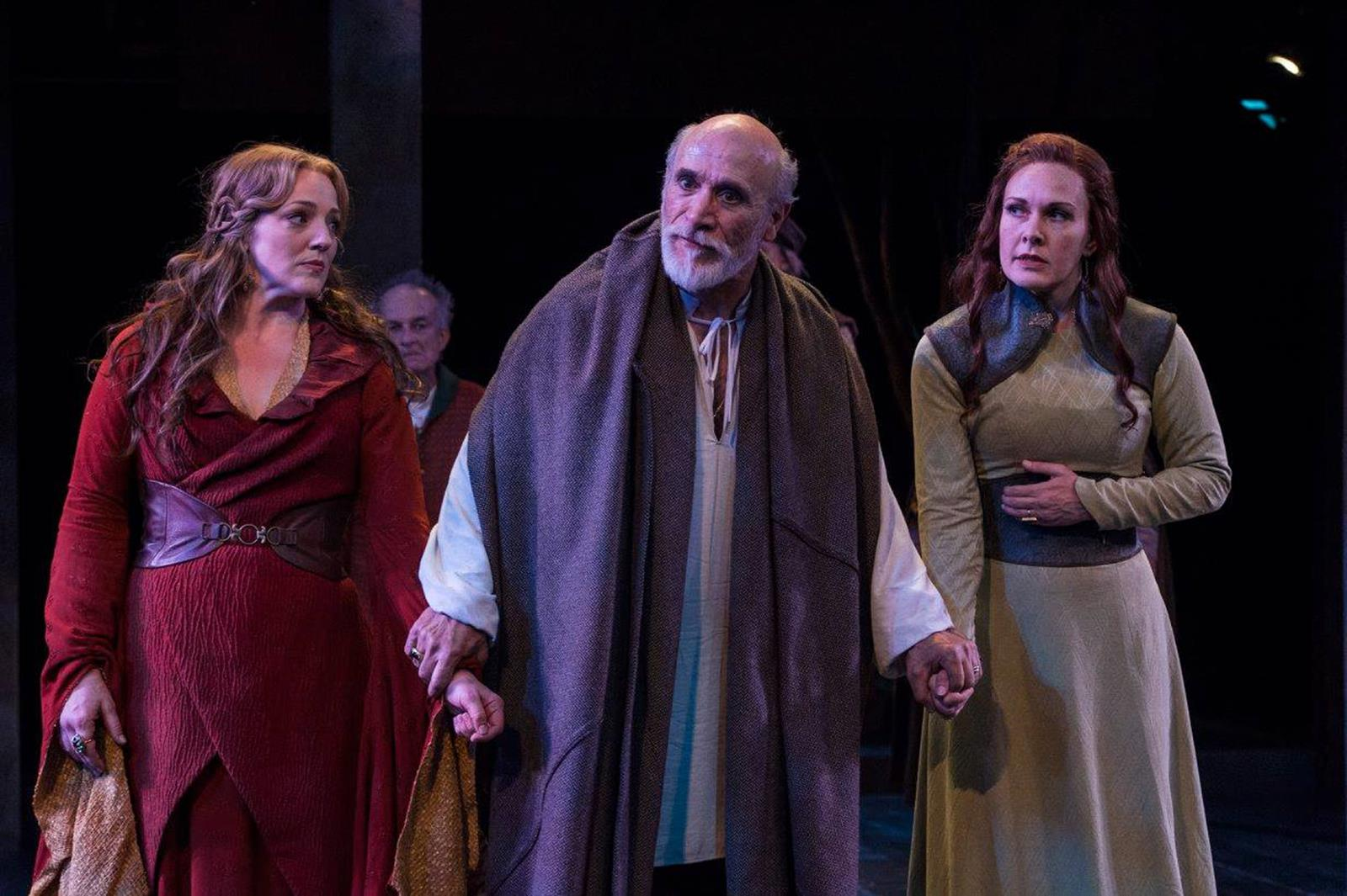 A scene from King Lear. Credit: Utah Shakespeare Festival