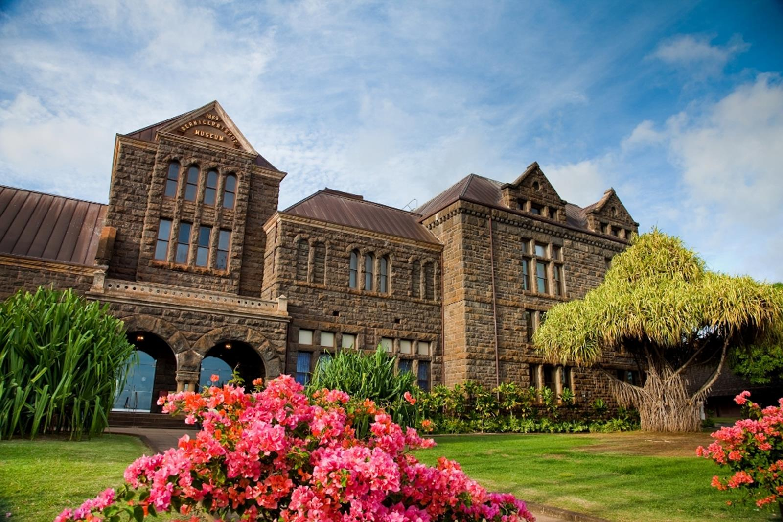 Bishop Museum. Credit: Hawaii Tourism Authority (HTA)/Tor Johnson Island.