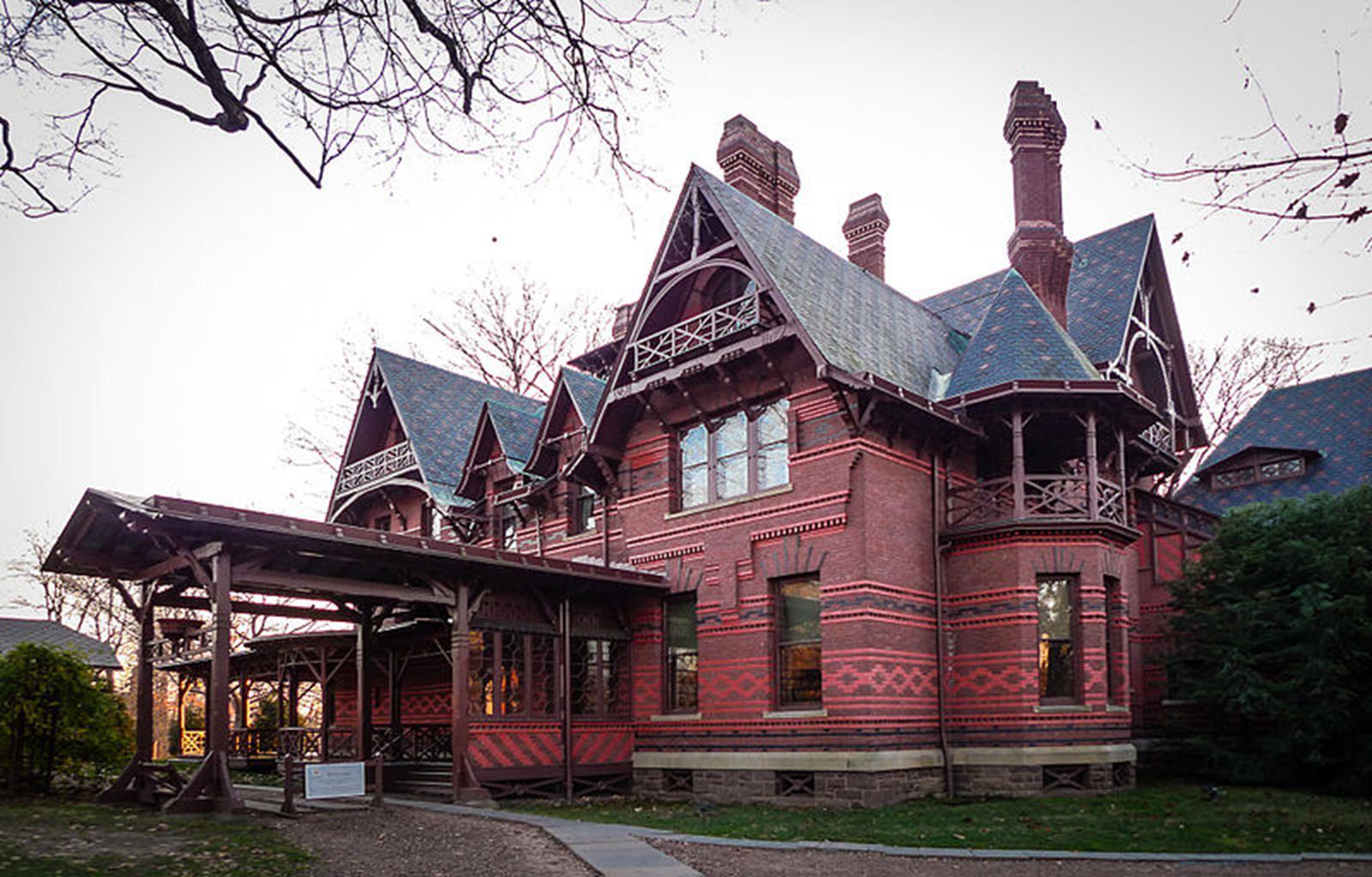 Mark Twain House. Credit: Kenneth C. Zirkel