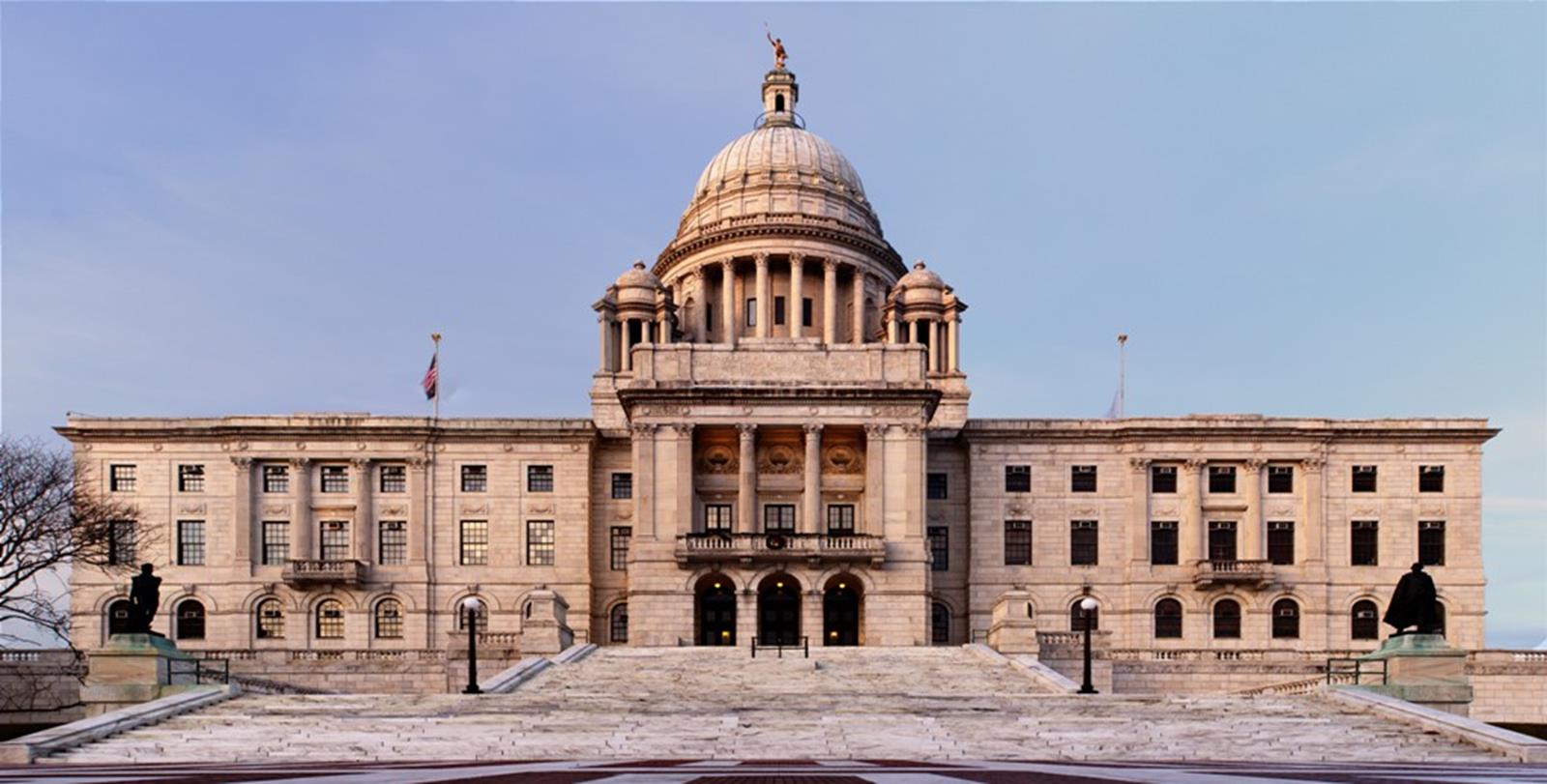 Rhode Island State House. Credit: Kumar Appaiah at en.wikipedia.