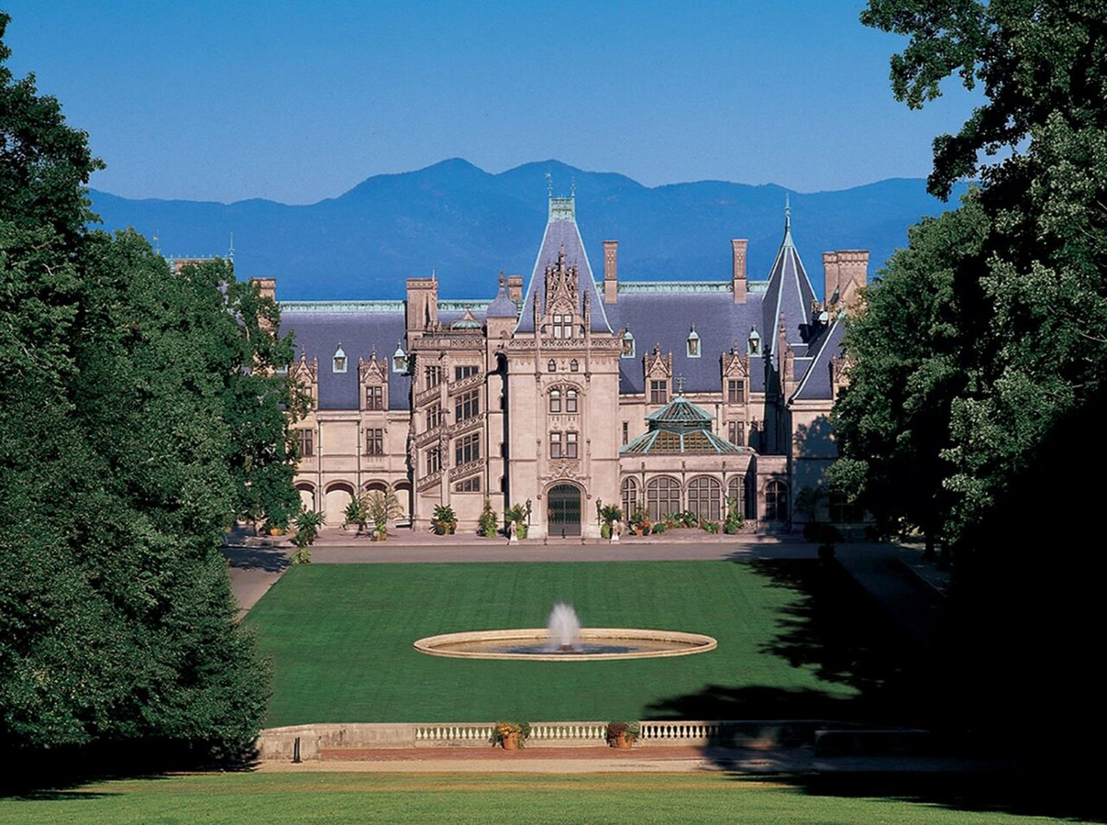 Biltmore Estate. Credit: ExploreAsheville
