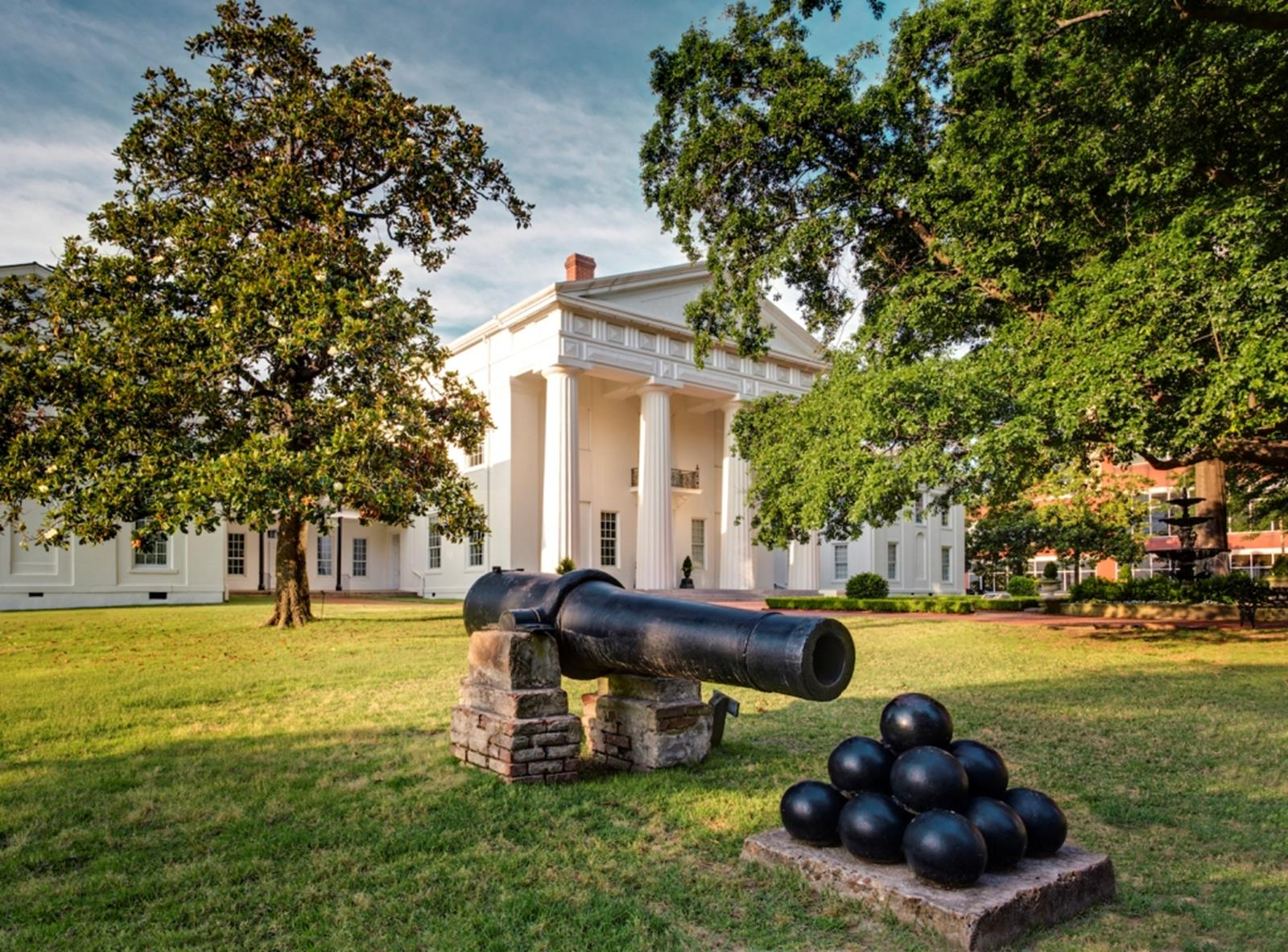 Old Statehouse Museum. Credit: Old Statehouse Museum.