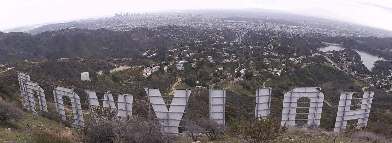 Take the Mt. Hollywood trail to enjoy this spectacular view of the Hollywood Sign and the city of Los Angeles. The Hollywood Sign.