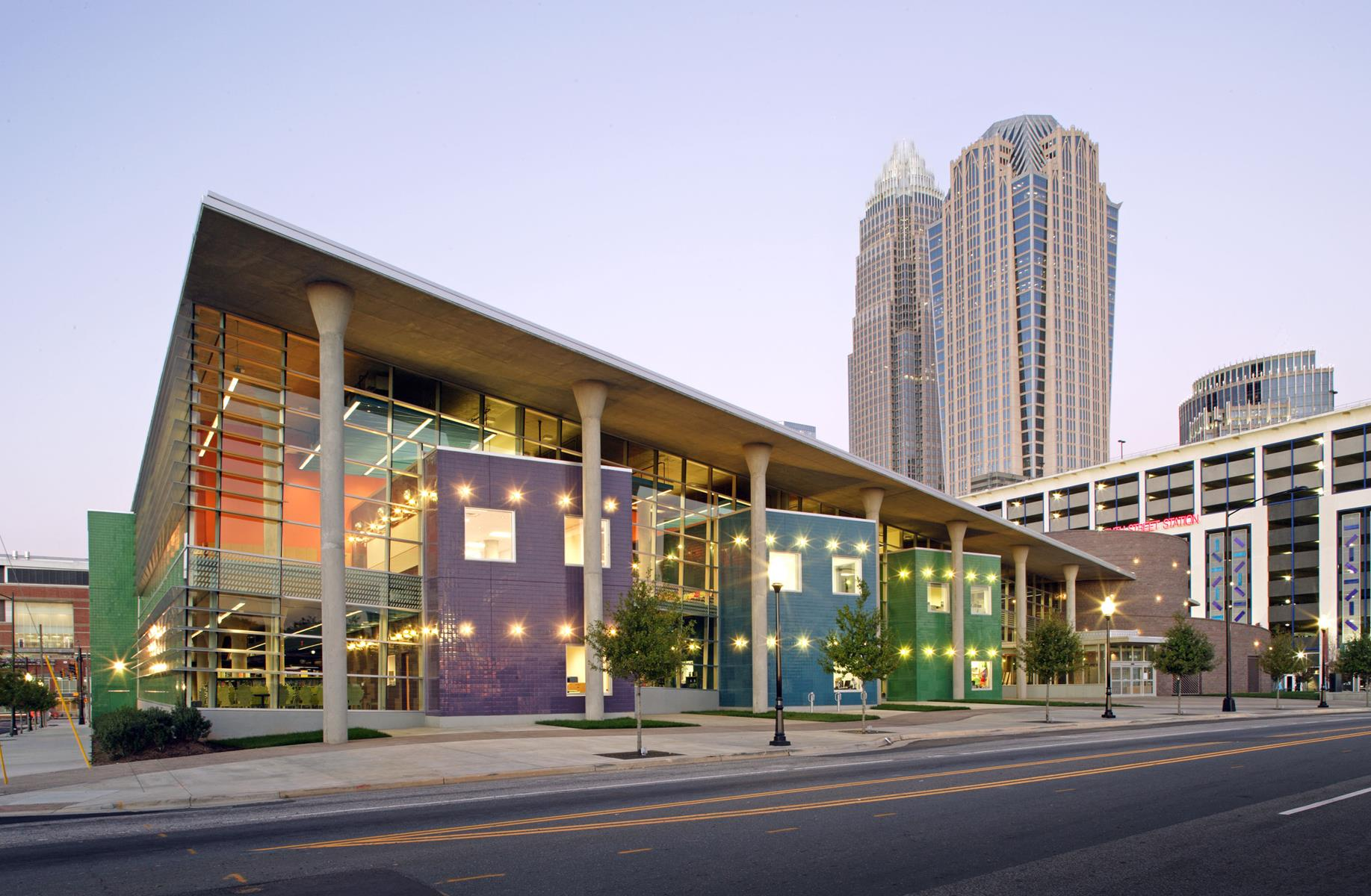 7 Free Things to do in Charlotte, North Carolina
