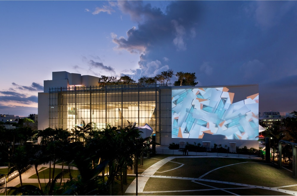 New World Center Exterior