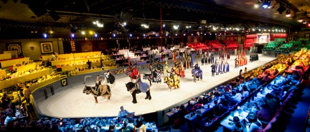 Reviews on Medieval Times Dinner & Tournament in Las Vegas, NV - Tournament of Kings, KA by Cirque Du Soleil, Jabbawockeez.