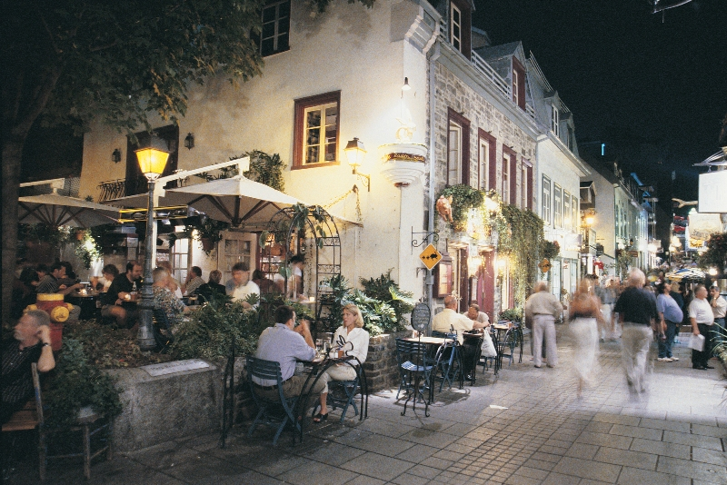 Experience France Closer to Home: Quebec City