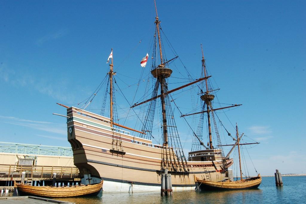 Mayflower Travel Time
