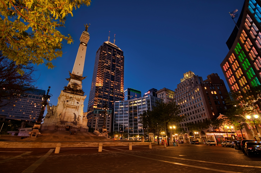 Indianapolis Satisfies Students with Wide Ranges of Interests