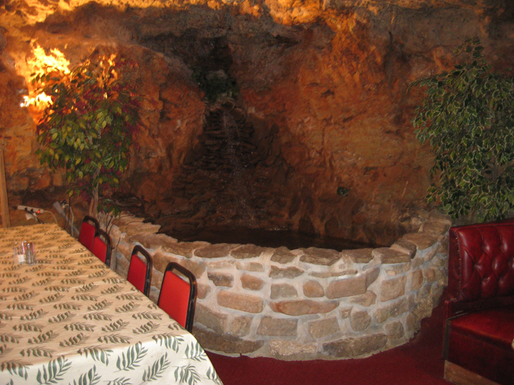 The Cave Restaurant and Resort