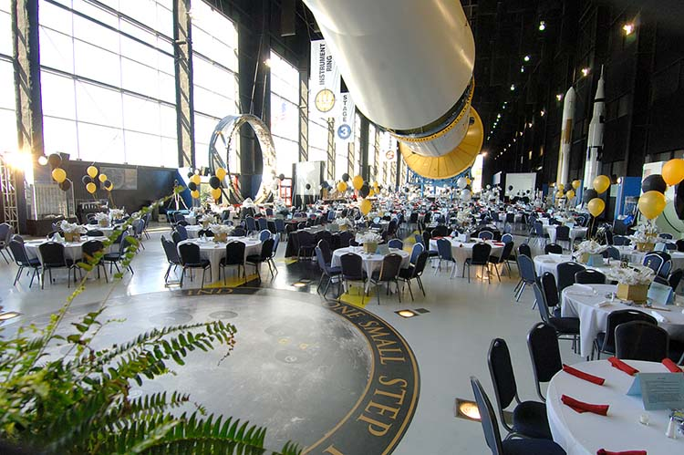 Student Travel Groups Blast Into the U.S. Space and Rocket Center