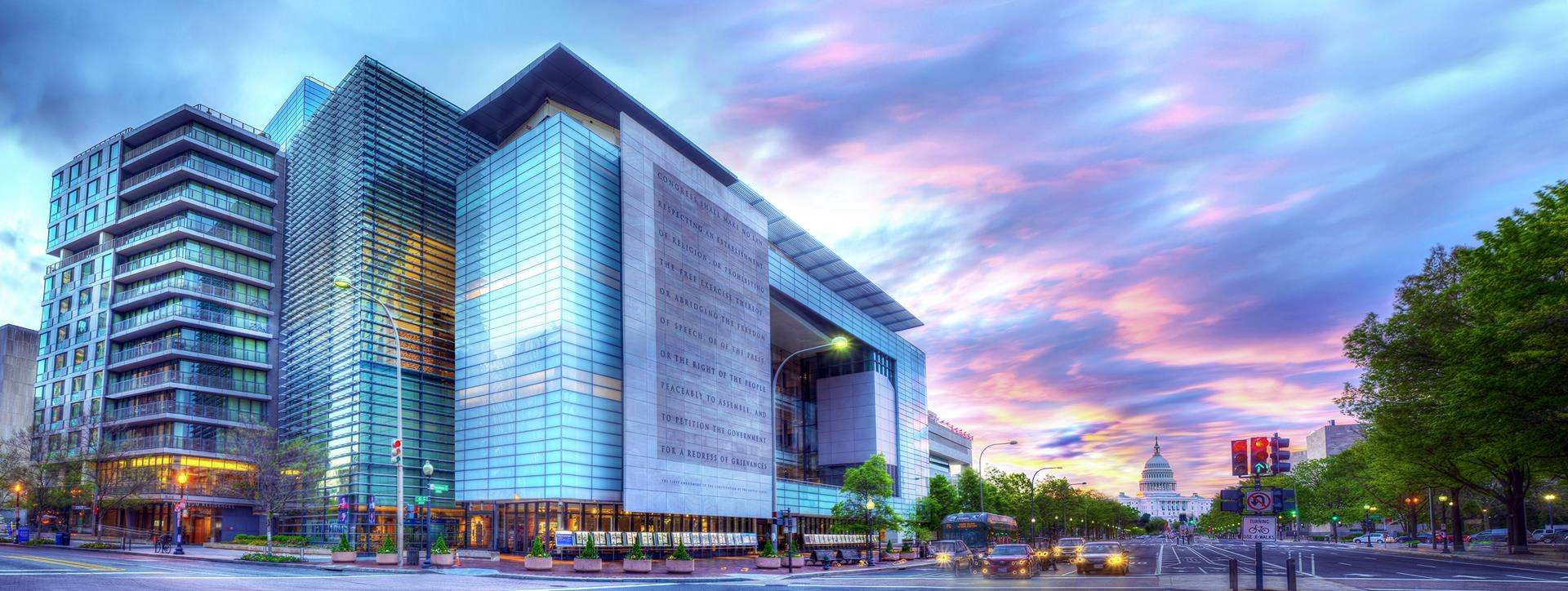 Newseum Offers Inauguration Package