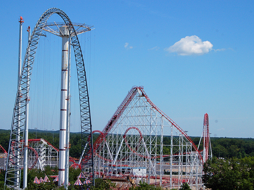 Six Flags Great Adventure-Jackson NJ