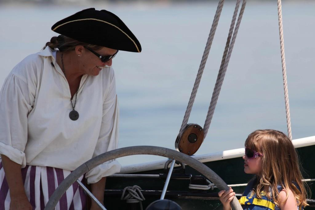 Students Set Sail with Yorktown Sailing Charters