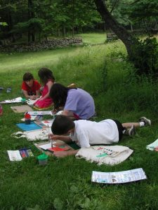 Take Part in Art-Weir Farm