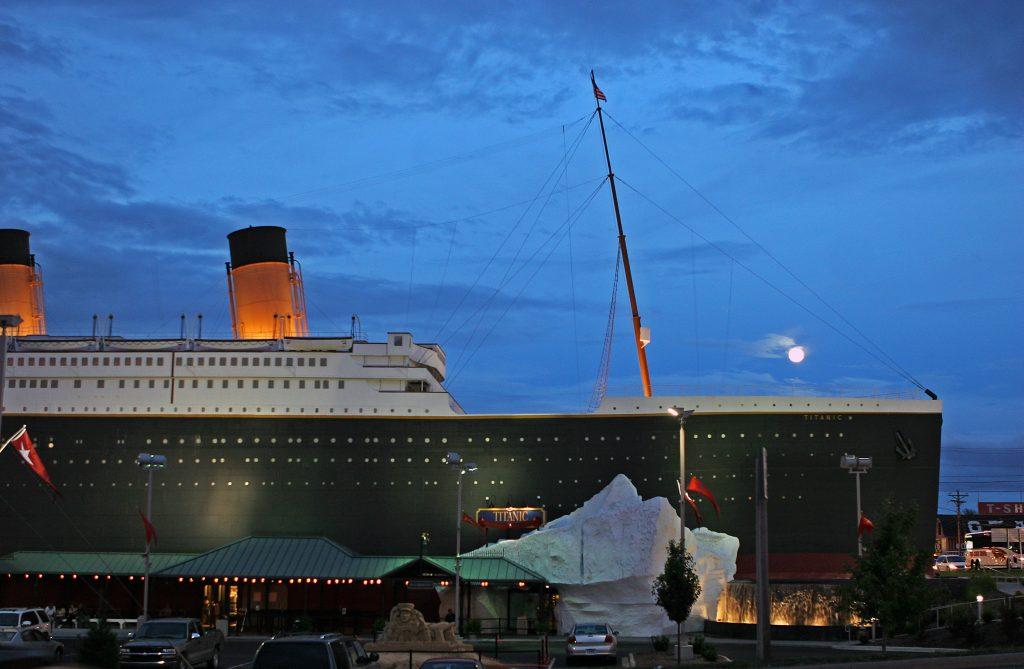 Titanic Musuem 2