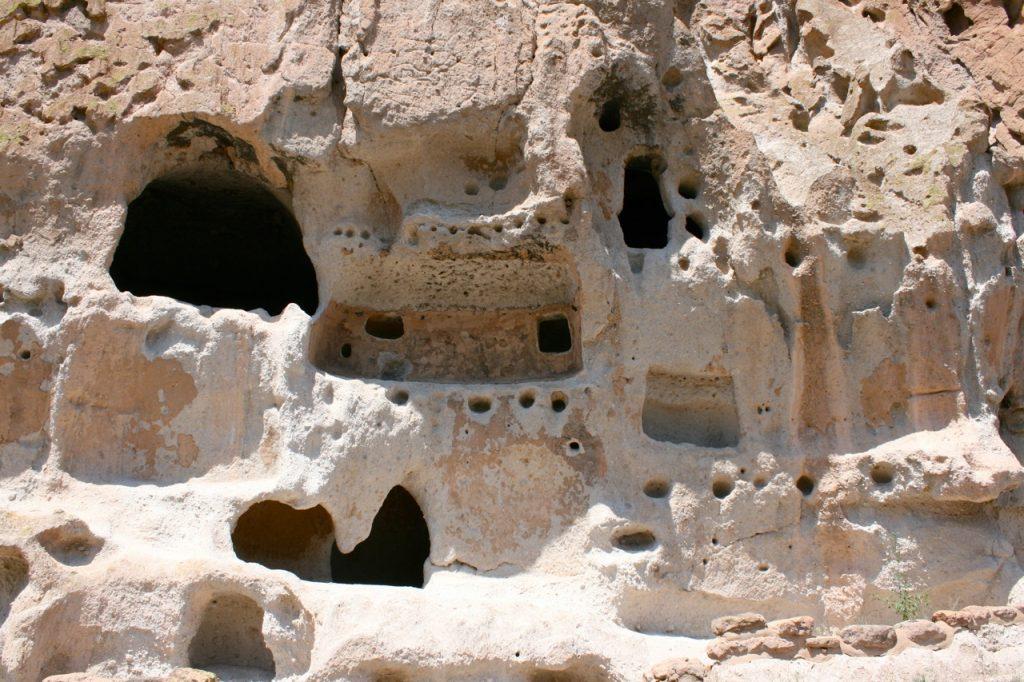 Bandelier Cliff Dwelling