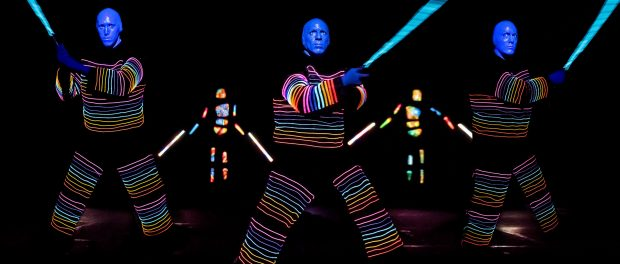 Blue Man Group LightSuit