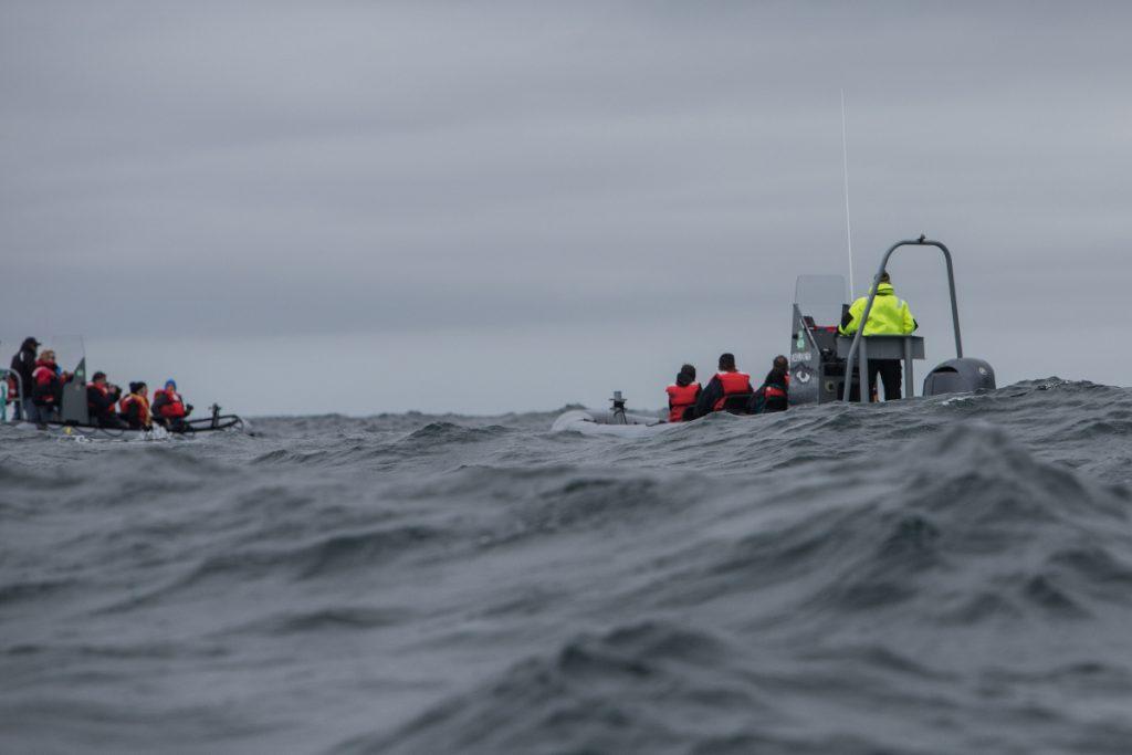 Depoe Bay - Gnarly Seas by Nicki dugan Pogue