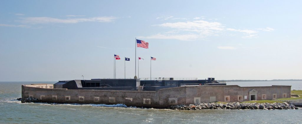Fort Sumter 3