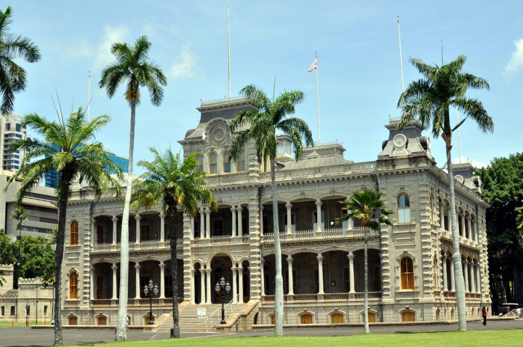 Iolani Palace 2