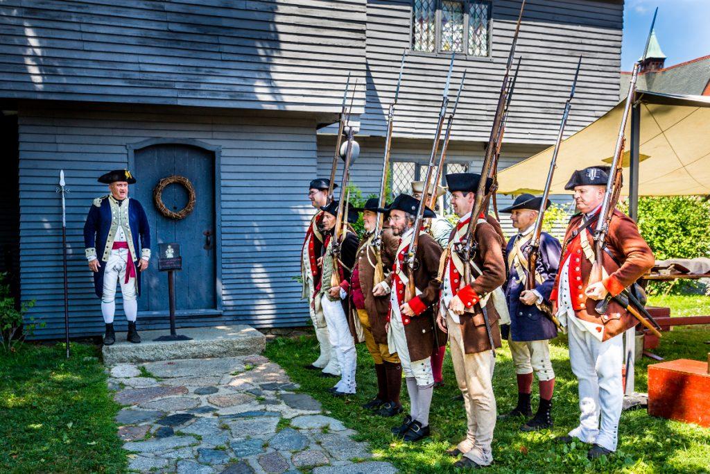 Salem Militia