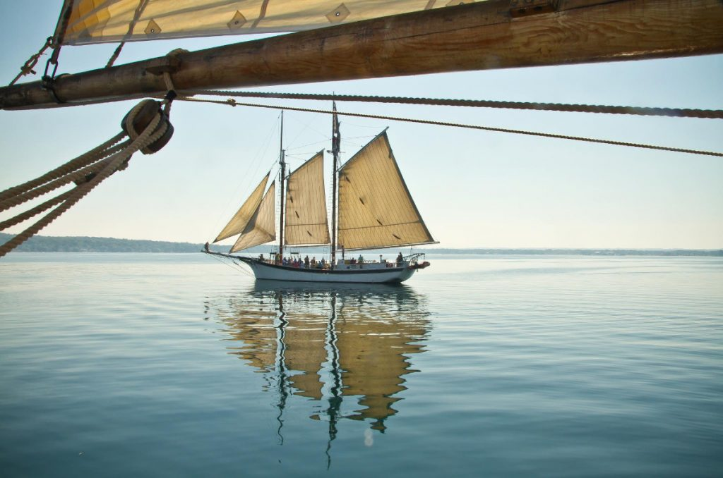 Tall Ship Manitou 2