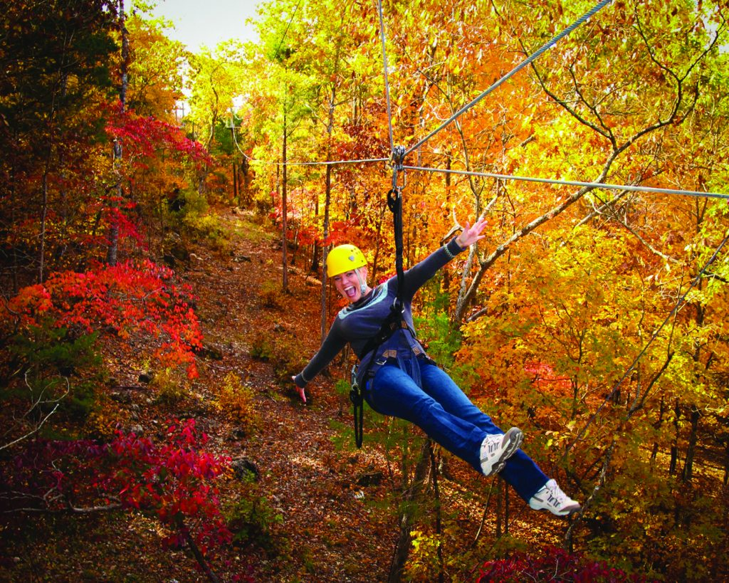 8 Top Student Outdoor Attractions In Branson