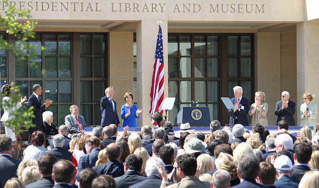 George W. Bush Presidential Library and Museum 2