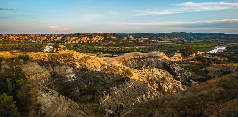 Students Explore the Frontier of North Dakota