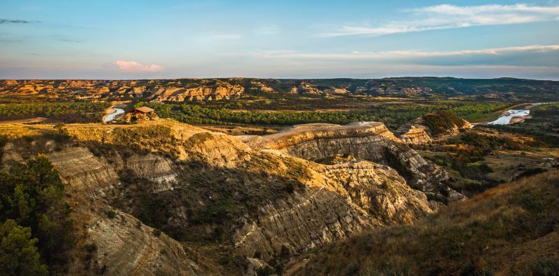 Students Explore the Frontier of North Dakota
