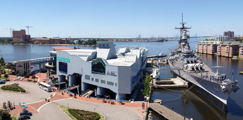 Nauticus/Battleship Wisconsin