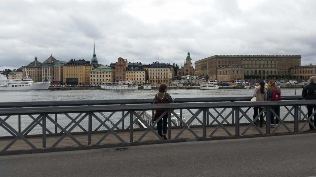 Gamla Stan and the Royal Palace Stockholm