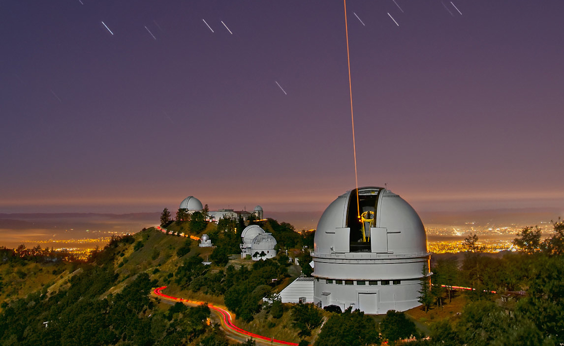 Agree, Lick observatory meter largest thanks for