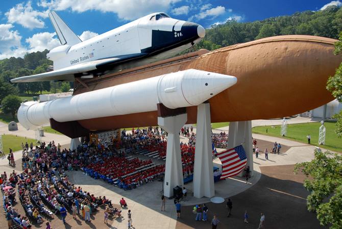 U.S. Space and Rocket Museum in Birmingham