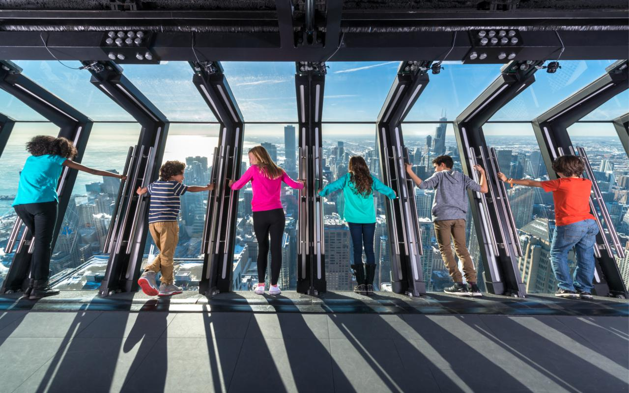 View the Windy City from a Whole New Perspective at 360 CHICAGO