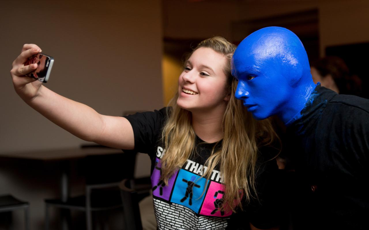 Take Your Students on a Unique Trip to Blue Man Group Boston