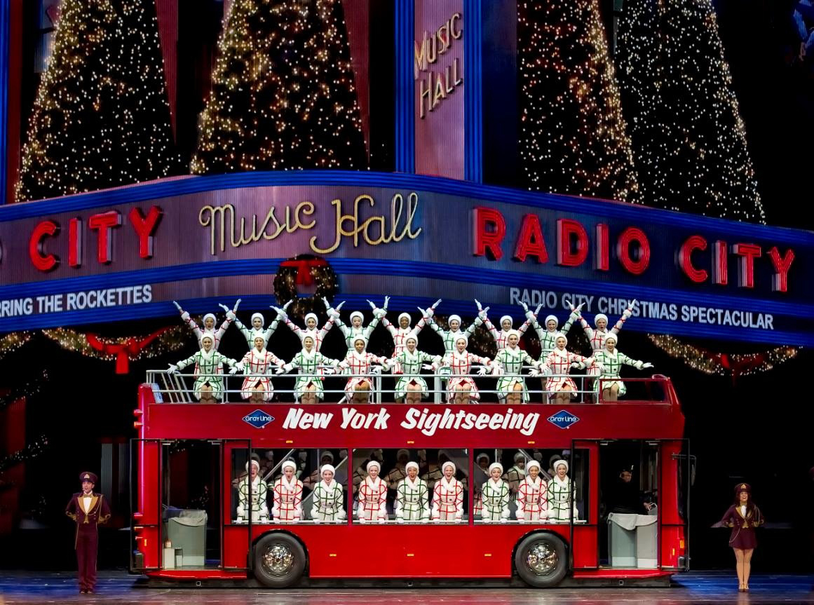 The Radio City Rockettes Enchant Student Groups with a Passion for the Arts